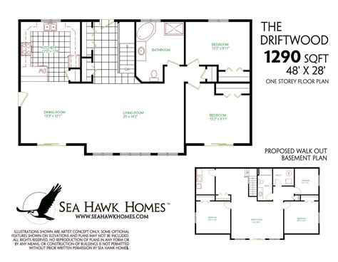 floor plans walkout basement walkout basement floor plan prepossessing home tips