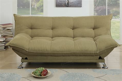 futon velvet willow velvet fabric futon sofa bed