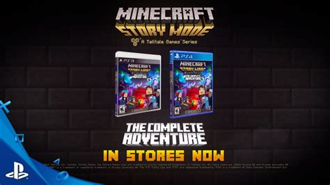 Harga Ps4 Terbaru by Sony Ps4 Minecraft Story Mode A Telltale Series