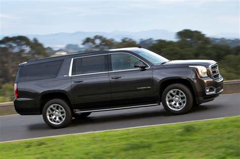 2015 Chevrolet Suburban 1500 Vs 2015 Gmc Yukon New Cars