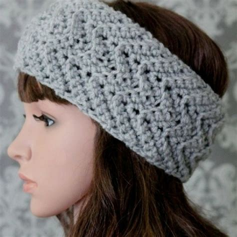 free pattern headband crochet free crochet headband pattern posh patterns