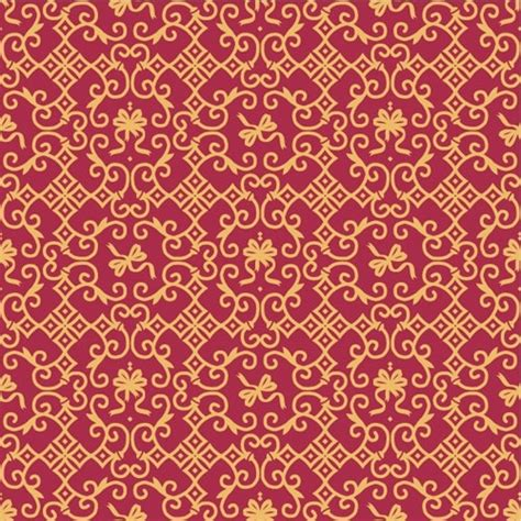 gold red pattern royal background vector free free vector download 44 489