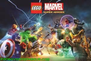 Lego marvel superheroes game poster jpg
