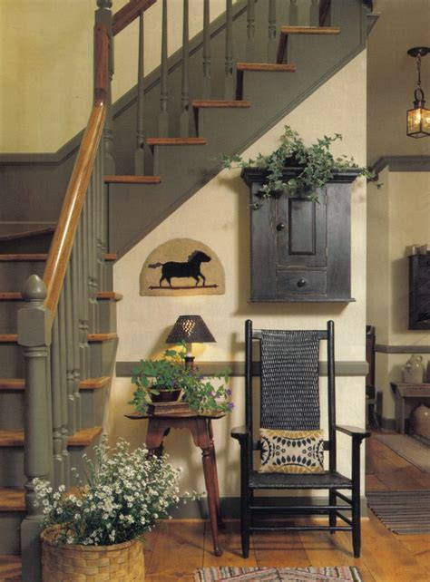 Scandinavian Farmhouse Design by Staircase Decor Ideas For Wall And Niches Founterior