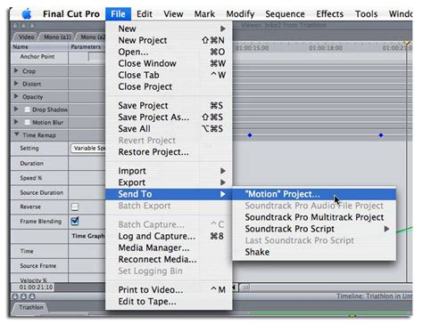 final cut pro cannot save changes to the library speed changes motion and final cut studio