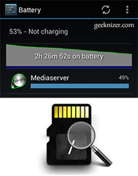what is android media server fix android media server scanner sdcard cpu battery drain 0 wiki