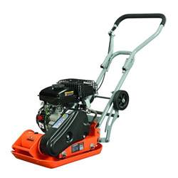 home depot compactor rental yardmax 1850 lb compaction plate compactor yc0850