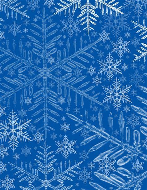 printable frozen scrapbook paper snowflake design 3 12x12 free downloadable image i