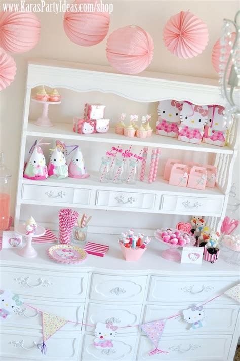 party themes hello kitty hello kitty party perfect for a sweet 16 b lovely events