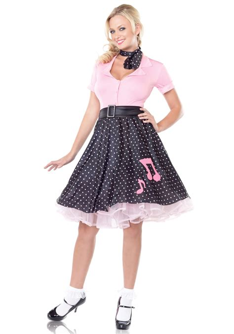 50s costumes 50s poodle skirt costume ideas for