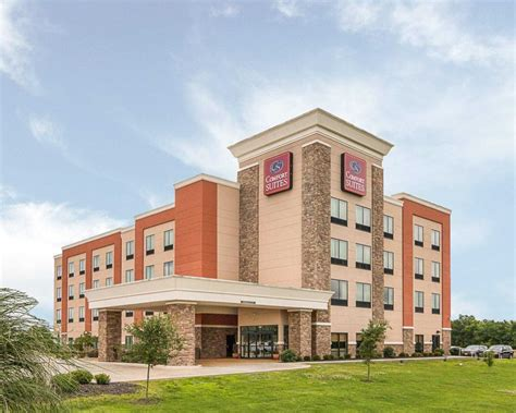 Comfort Suites City by Comfort Suites Bossier City Shreveport East Bossier
