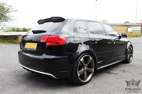 Audi A3 8p Facelift Conversion by Audi A3 S3 Rs3 8p Bodykit Kit Conversion Facelift Upgrade