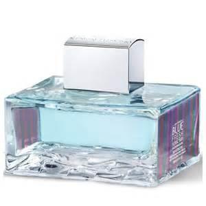 Parfum Treasure Fresh Blue Blue Fresh For Antonio Banderas Perfume