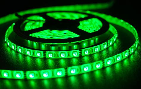 Led Colour Temperatures And How To Choose The Best Ones Green Led Light Strips