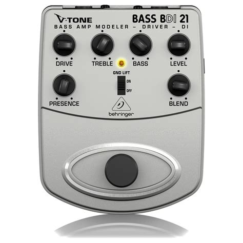 Behringer Bass Bdi 21 Mooer Hustle Drive behringer bdi21 v tone bass pre b stock at gear4music