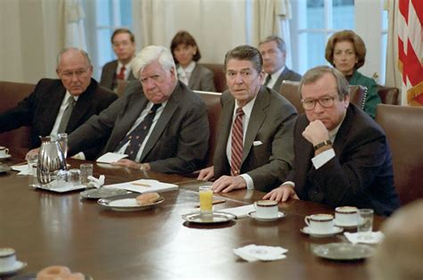 president kitchen cabinet ronald reagan s kitchen cabinet members