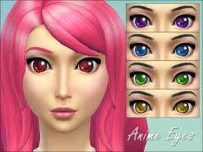 sims 4 mods manga the sims resource anime eyes by miep sims 4 downloads