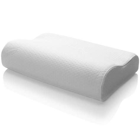 Tempurpedic Pillows Cheap by Tempur Pedic Neck Pillow 100 Polyester Knit Cover