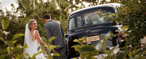 Wedding Car Hire Nelson New Zealand by The Black Cab Company Nelson New Zealand