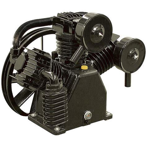5 hp two stage compressor belt driven compressors air compressors vacuum pumps air