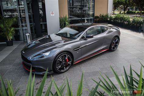 New Aston Martin Vanquish by 2017 Aston Martin Vanquish S Makes Australian Debut In