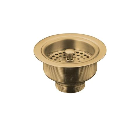 Faucet Strainer by Faucet K 5814 4 K 10433 Bv In Brushed Bronze Faucet