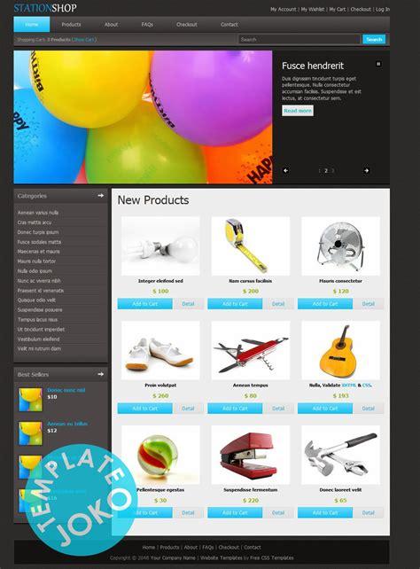 template toko online gratis 2014 template css toko online 2014 gratis joko template