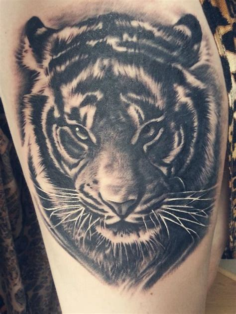 electric tiger tattoo the world s catalog of ideas