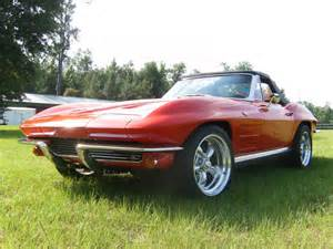 1964 Chevrolet Corvette Convertible 1964 Chevrolet Corvette Convertible Forsalebyslim