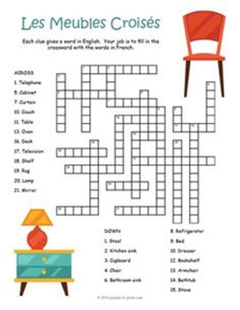 upholstery meaning in english 1000 images about french puzzles on pinterest crossword