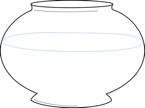 blank fishbowl clip art at clker com vector clip art
