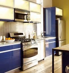 One walled kitchen