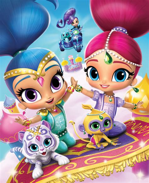 Shimmer Shine And Cook by Nickelodeon Grants Preschoolers Wishes With Brand New