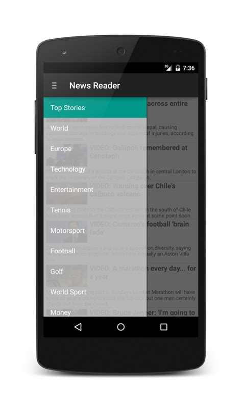 android rss reader buy news reader rss reader news magazine for android chupamobile