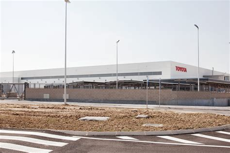 toyota logistics services toyota logistics centre arup a global firm of