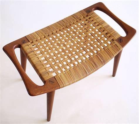ottoman meuble hans wegner ottoman tabouret mobilier de