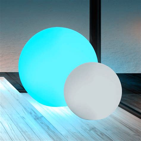 led ball  remote control super power lights