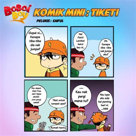Komik Nura 1 5 Set image komik mini5 jpg boboiboy wiki fandom powered by wikia