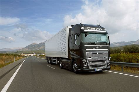 volvo truck pictures volvo truck sales up more than 20 year to date