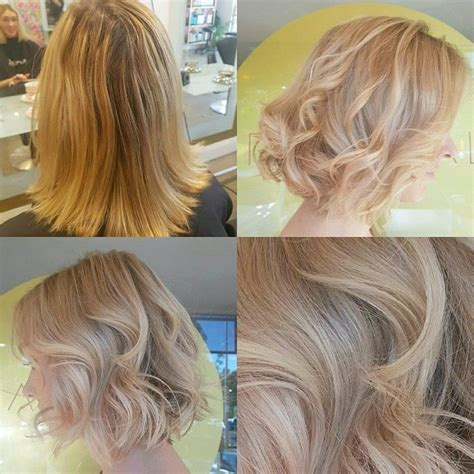 shooing after balayage 1000 ideas about brassy blonde on pinterest coiffures