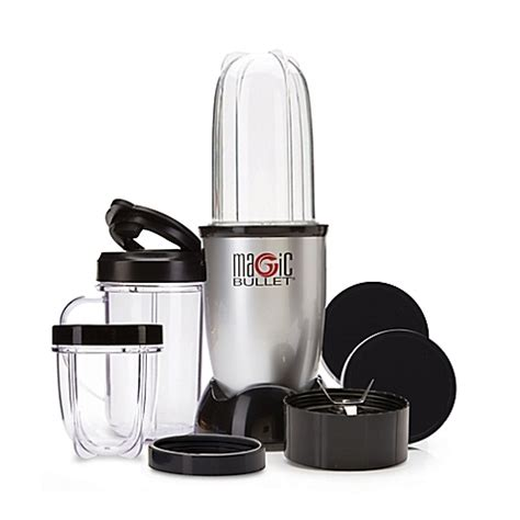 magic bullet bed bath and beyond the original magic bullet 174 express blender and mixer