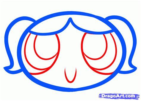 how to draw powerpuff girls easy the powerpuff girls