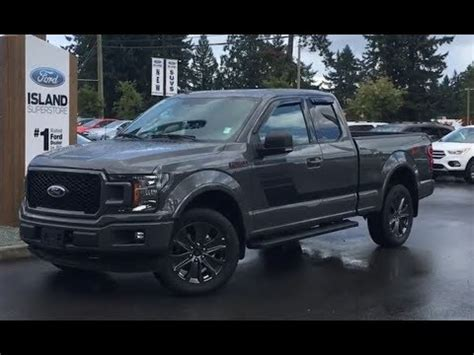 new 2018 ford f 150 xlt fx4 special edition sport 302a