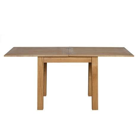 Oak Flip Top Dining Table Sidmouth Oak Flip Top Dining Table Dunelm