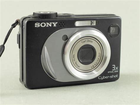 Kamera Sony Carl Zeiss Vario Tessar sony cybershot dsc w12 met carl zeiss vario tessar