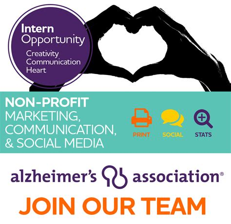 intern opportunity non profit marketing communication intern opportunity