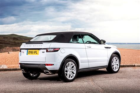 range rover evoque back image gallery evoque convertible