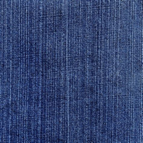 Blue Denim up of blue denim for texture or background stock