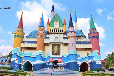 theme park in bangkok review siam park city bangkok