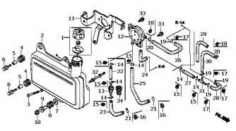 Honda Gc190 Parts Plano Power Equipment Store Honda Gc190 Fuel Tank
